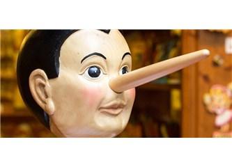 Yalancı sadece yalan söyleyen değil, bütün kötülükleri yapabilir