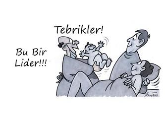 Liderlik üzerine makro ölçekte bir analiz: Hz.Muhammed, Adolf Hitler, Atatürk