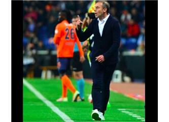 Fenerbahçe maçlarında farklı bir Abdullah Avcı…