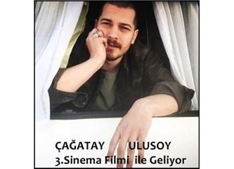 Çağatay Ulusoy bu yaz 3.Sinema filmi ile geliyor!