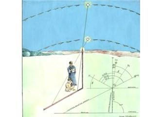 Beş altı bin yıl önce güneş takvimi nasıl bulunmuş?