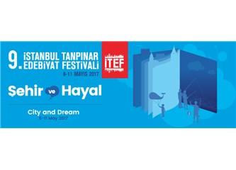 İstanbul Tanpınar Edebiyat Festivali başlıyor