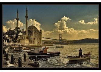 Sen İstanbul olmuşsun