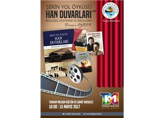Han Duvarları belgeseli Çanakkale Kepez'de