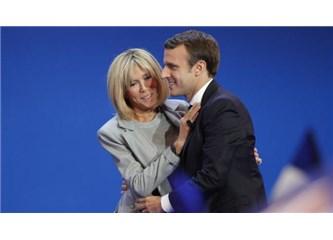 Fransa Cumhurbaşkanının evliliği ve Biz