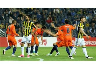 Acı çekmek Fenerbahçelinin kaderi