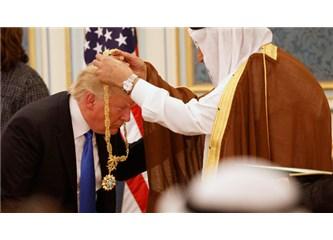 Trump hangi icraatlarıyla Suudi nişanını hak etti?