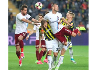 Fenerbahçe'de kimse Trabzonspor'u ciddiye almıyor!