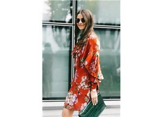 Yazın favorisi: Çiçekli elbiseler