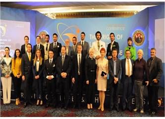 Ritz Carlton'da II. Uluslararası Yaşamın ve Evrenin Kökeni Konferansı muhteşemdi