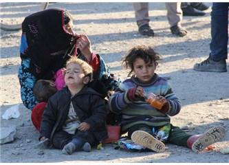 Suriyeliler fazlalık değil, say ki Almanya'daki Türk işçileri yurda döndü