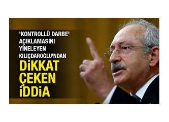 """Kılıçdaroğlu'nun, """"Kontrollü Darbe"""" iddiası, """"FETÖ darbe sanıklarının"""" savunmasına dayanak oldu..."""