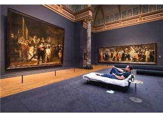 İyi geceler Rembrandt