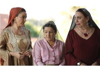 'Yeni Gelin'de Kalender Ağanın hanımları kendi kazdıkları kuyuya düşerler!
