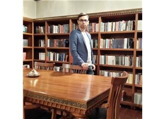Aşk-ı Sani'nin yazarıyla edebiyat üzerine söyleşi
