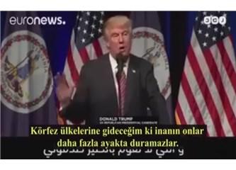 Donald Trump: Körfez ülkeleri 19 trilyon borcumuzu ödeyecek!