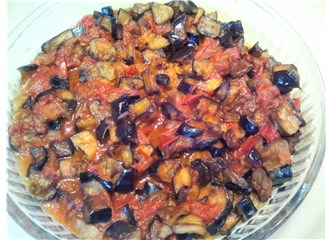 Domates Soslu Patlıcan Kızartması Yemek Mutfak Milliyet Blog