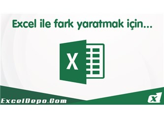 Excel'i keşfetmek