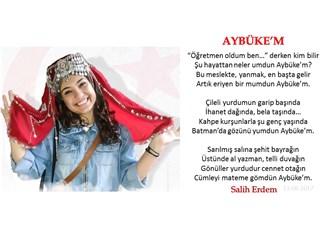 Aybüke'm