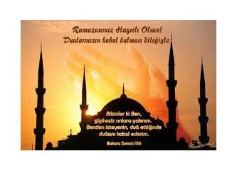 Kardeşçe Ramazan'ı yaşamak