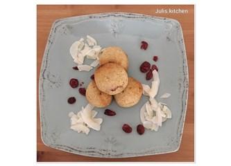 Yulaflı şekersiz kurabiye