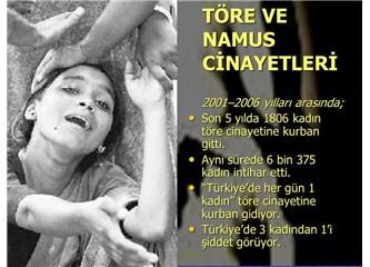 Töre cinayetinin dünyada sadece Türkiye'de olduğu doğru mu?