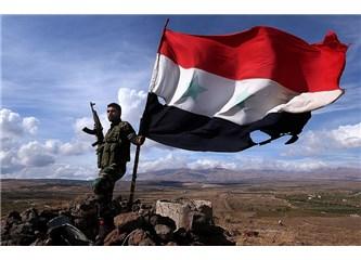 Kendi ülkesinde ırgat: Suriye Ordusu