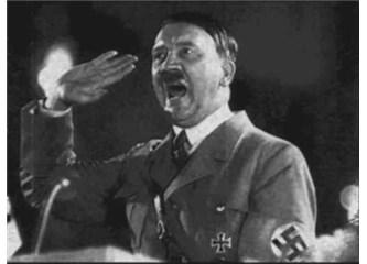 Resimin Adolf Hitler retoriği