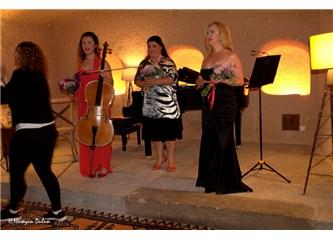 Argos Bezirhane'de 3 Divas ile 'Yaz Klasiği'