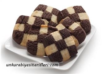 Kakaolu nefis kurabiye