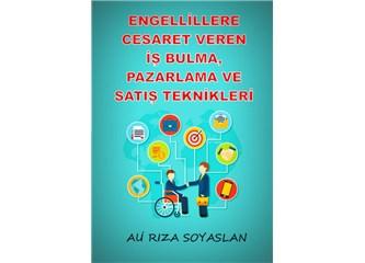 Engellilere iş bulma, satış ve pazarlama teknikleri e-kitabı ücretsiz olarak yayınlandı
