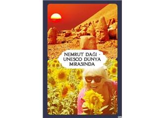 Nemrut Dağı Dünyanın sekiz harikasından biri