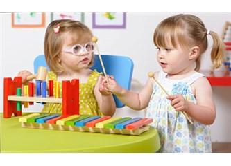 Müziğin veya Ritmik Seslerin Çocuğun Bilişsel ve Sosyal Gelişimine Etkisi