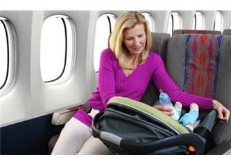 Çocuk ile Uçak Yolculuğu Yapacaksanız...