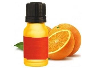 Ayak mantarına portakal kabuk yağı