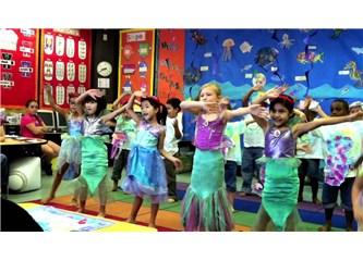 Yıl Sonu Gösterilerinin Okul Öncesi Çocuklar Üzerindeki Etkisi