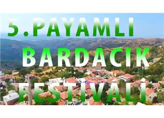 """Güzelbahçe  """"Bardacık Festivalinde"""" Halk, İncire Doydu"""