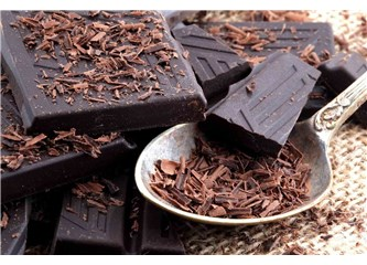 Bitter Çikolata Tüketmenin 7 Faydası