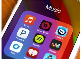 En iyi 8 müzik uygulaması!