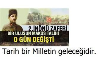 Osmanlı'da Reform: (olmayan) İnönü Zaferi'nin Onuru, Osmanlı Uçaklarına Aittir (11)