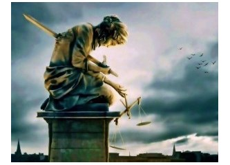 Bırakın Adalet Yerini Bulsun İsterse Kıyamet Kopsun