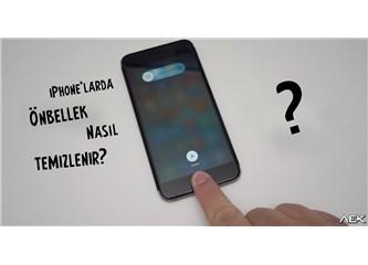 İPhone'larda Ön Bellek (Ram) Temizleme Nasıl Yapılır?