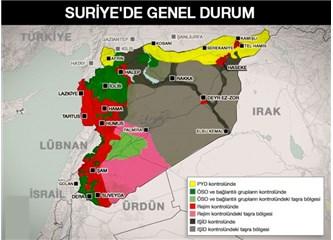 Herkes Irak'ta Suriye'de Yer Kapmaya Çalışıyor; Sanki Bizim de Böyle Bir Hakkımız Var Gibi