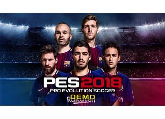 PES 2018 Demo (İnceleme, izlenim, neler değişmiş, bu sefer olacak mı)