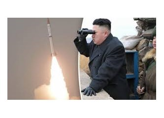 Kuzey  Kore   İnsanlığın   Sonuna  mı   İşaret   Ediyor?