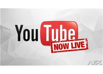 YouTube Canlı Yayın İçin Yeniliklerini Duyurdu!