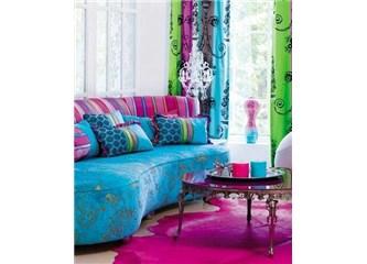 İç Mimari ve Dekorasyonda Renklerin Önemi