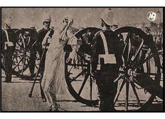 İngiliz Derin Devleti Savaşta Topların Önüne Hintlileri bağlıyordu!