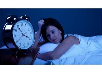 Uykusuzluk Sorunu ve Belirti Reçetesi