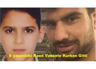 Küçük Raed Bir Şeker Uğruna Cinayete Kurban Gitti